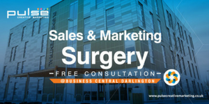 Sales and Marketing Surgery @ Business Central  | Darlington | England | United Kingdom