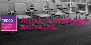 Accountancy and Legals Masterclass @ Business Central Darlington | England | United Kingdom