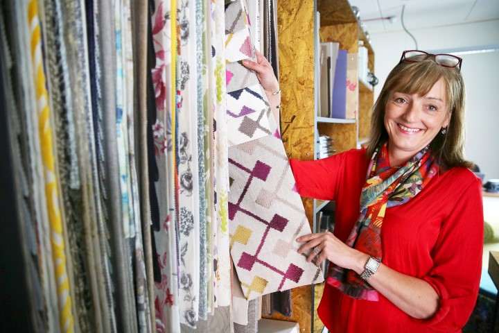 Gill Wilkinson of GMW Interiors