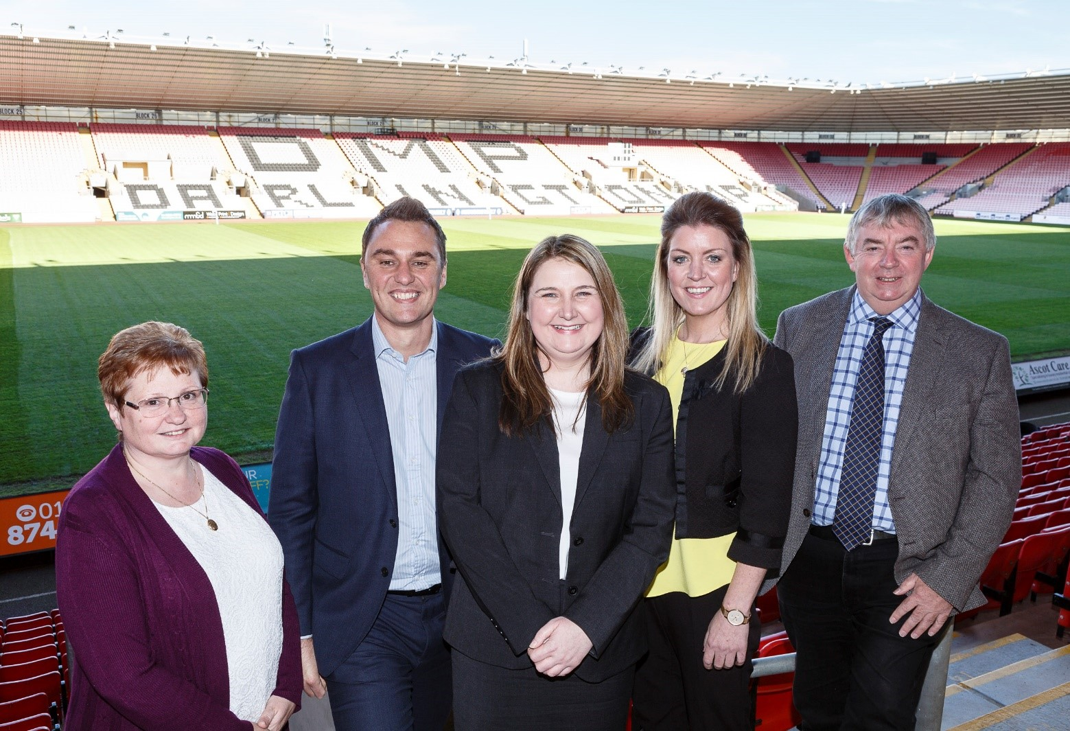 Darlington Business Club at Mowden Park Rugby Club