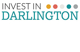Invest in Darlington Logo