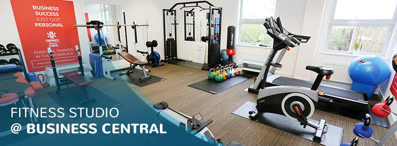 Fitness Studio at Business Central