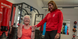 BE Active exercise class for people with chronic respiratory diseases @ Business Central, Darlington | England | United Kingdom