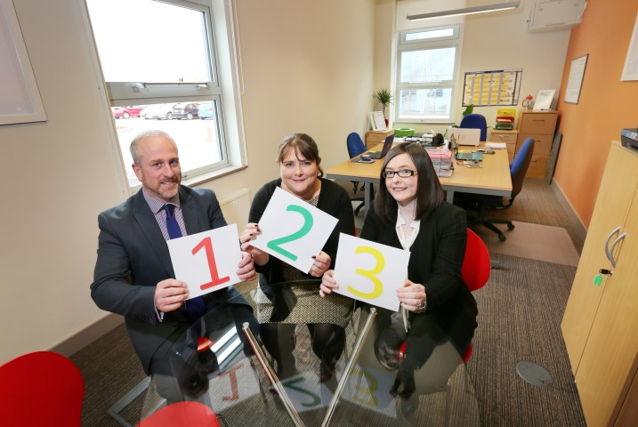 123 Teachers at Business Central, Darlington