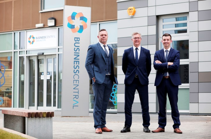 Leonard Curtis Business Solutions Group open new office in Darlington at Business Central