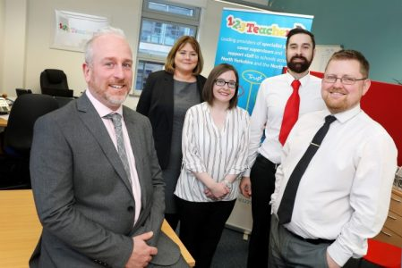 123 Teachers, based at Business Central Darlington, have expanded