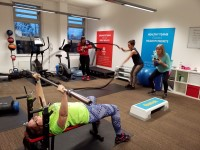 Corporate Personal Fitness Bootcamp