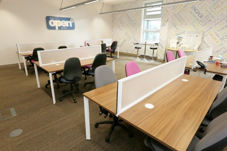 open space coworking