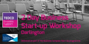 Business Start-up Workshop Darlington (2 Days) December @ Business Central
